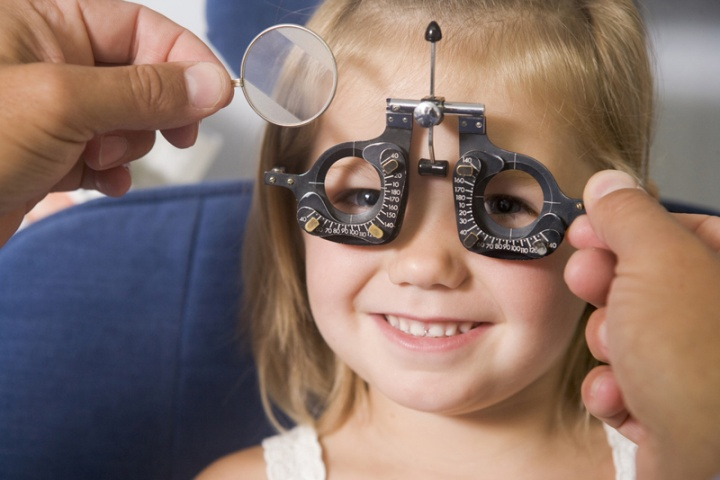 Обследования глаз при астигматизме